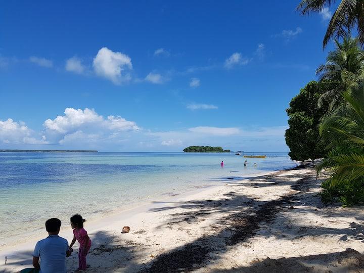 Yayay apt 5 1min to beach, TV&WIFI