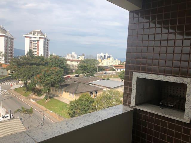 Ótimo apartamento em Florianópolis.