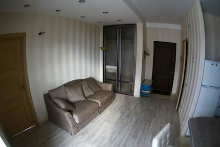 Cozy studio in the heart of Bishkek - Bishkek - Apartment