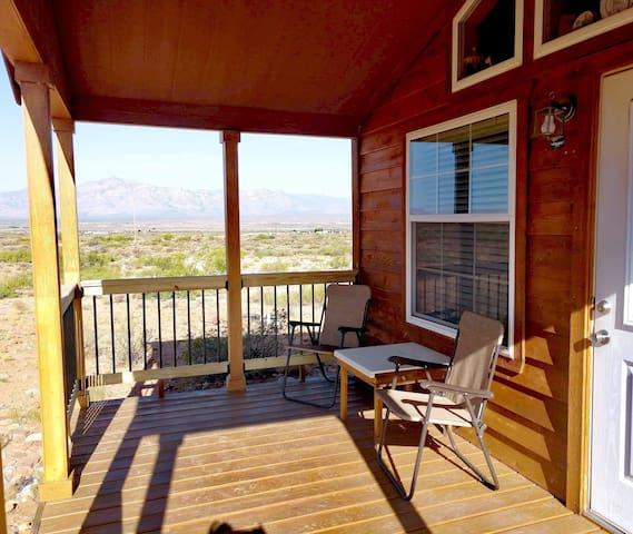 Valley Vista Getaway - Views, dark skies & birds