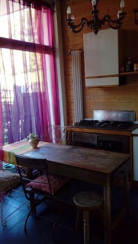 Casa vacanze e casa cura immersa nel verde - Vigna - บ้านพักตากอากาศ