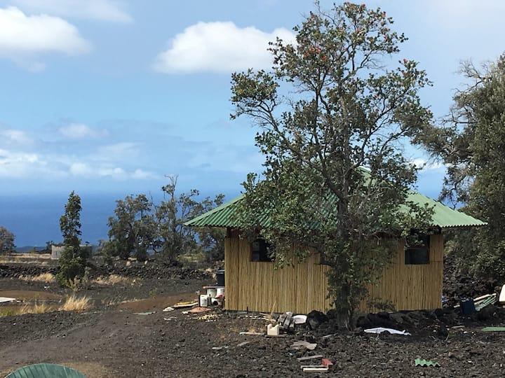 Bamboo-Hawaiian Hut with Oceanview!