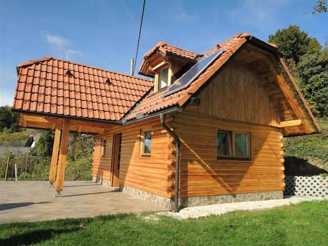Vineyard cottage Janko in Metka - Srednje Grčevje - House
