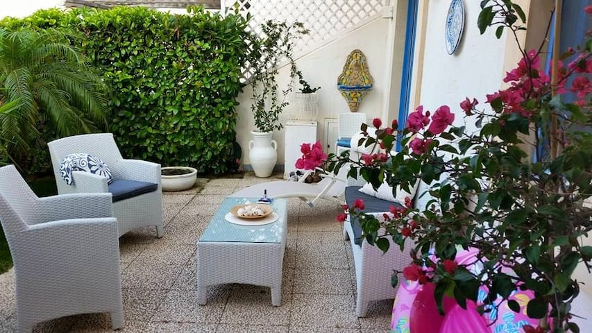 Appartamento garden in Resort mare - Ispica - Appartement