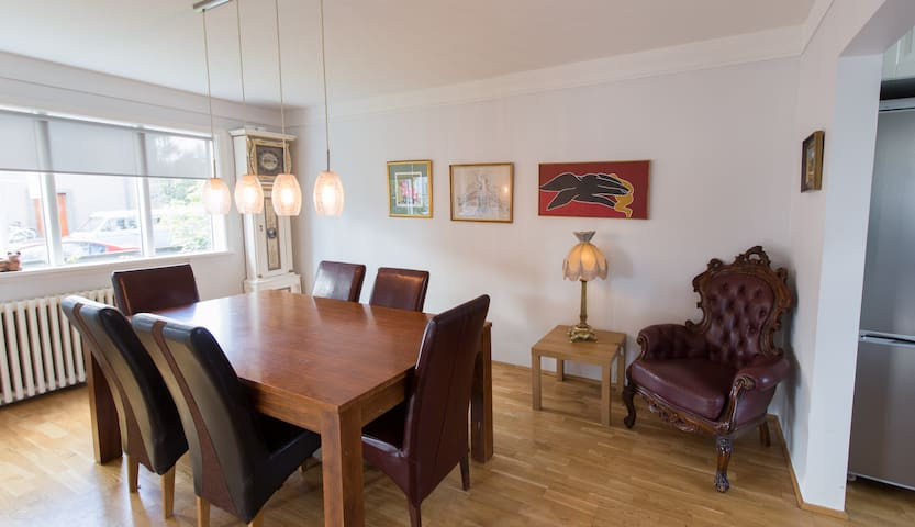 Great Apartment DownTown Reykjavik *2 Bathrooms*