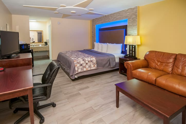 America's Best Value Inn & Suites - Shenandoah - Pousada