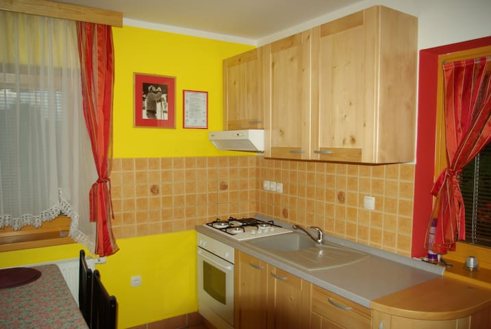 Apartment with indoor terace - Radegunda - Byt