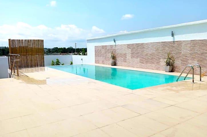 Abidjan - Villa Beverly Hills