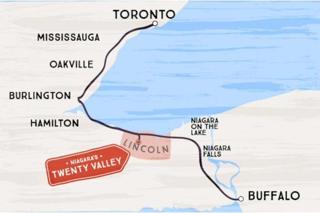 Lincoln Ontario Restaurants