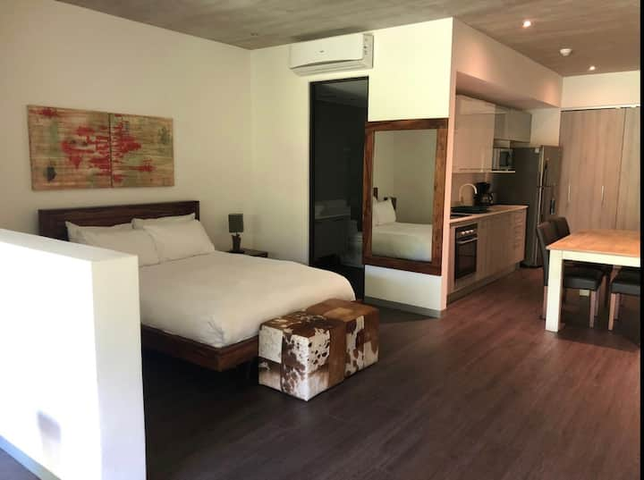 Apartamento Loft Jardín Santa Ana