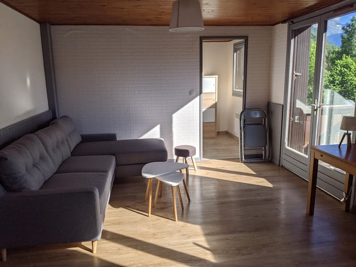 Appartement T2 avec balcon