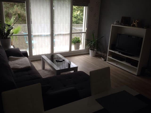 Appartement proche gare - 25' de Paris - Le Plessis-Bouchard - Apartment