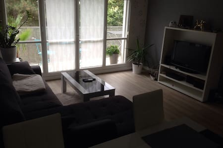 Appartement proche gare - 25' de Paris - Le Plessis-Bouchard