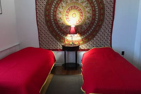 Cozy private room near Princeton New Brunswick NYC - Franklin Township