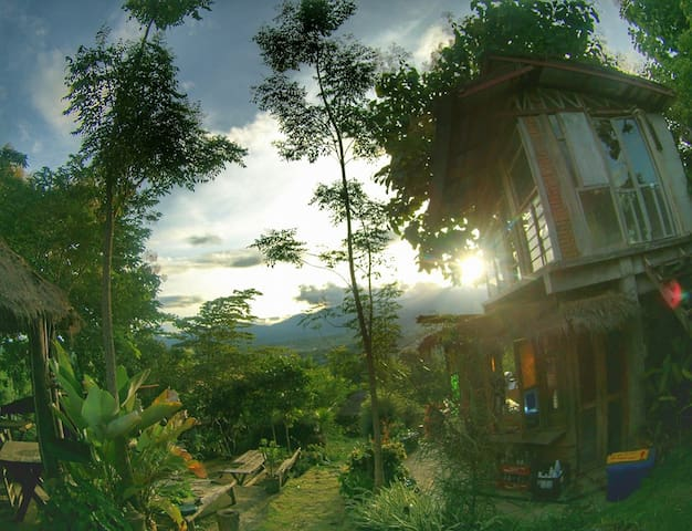 Pai Chao Kha Bamboo Cottage 1 - Pai - Cottage