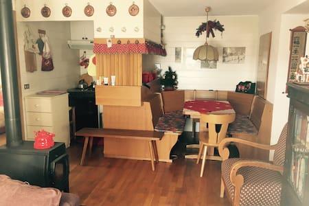 Historic house's Apartment - San Martino di Castrozza - Wohnung