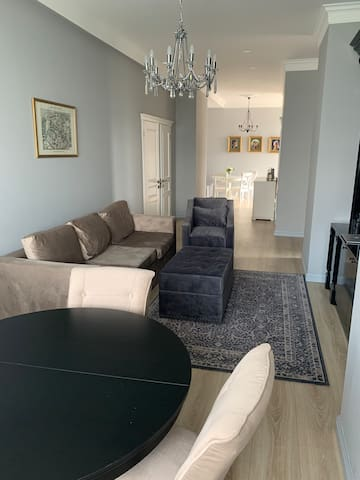 Appartement  with terrace in the park