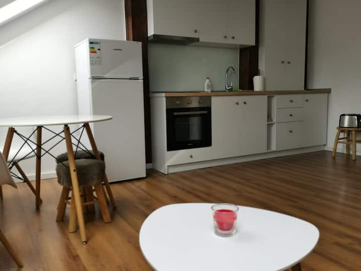 Dumbrava Apartment