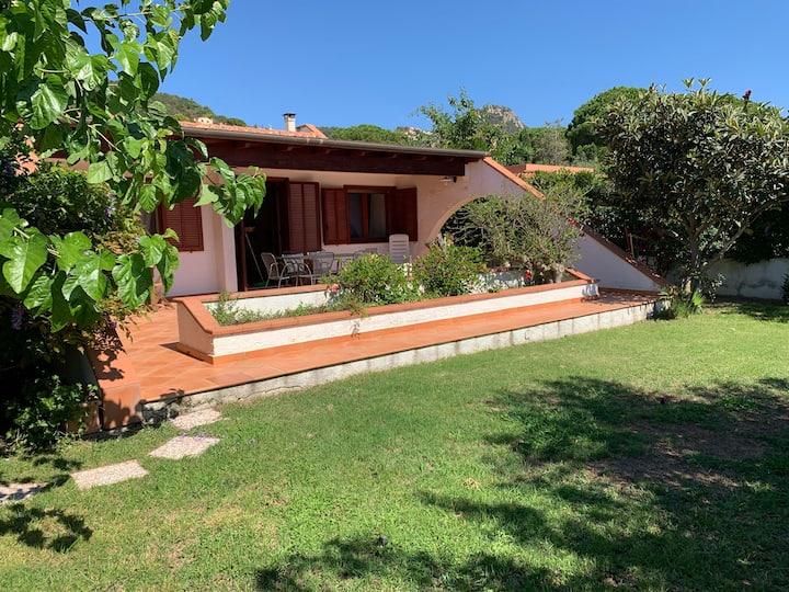 Mediterranean Villa Tulipani with Garden & Terrace; Parking Available