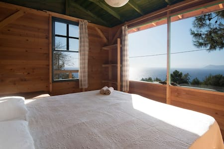 Your Hideaway Forest Cabin Near The Beach #2 - Fethiye - Cabane