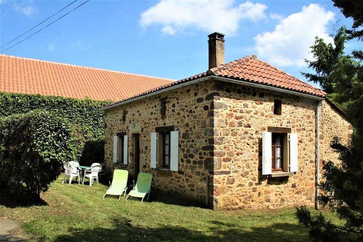 Petite maison de Cravelle - Grives - Hus