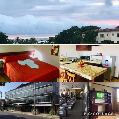 Platinum Apartments (Ocean view and gymnasium )