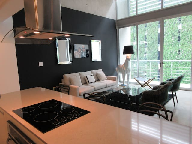 Avenida Escazu - Luxury 2 bed loft apartment