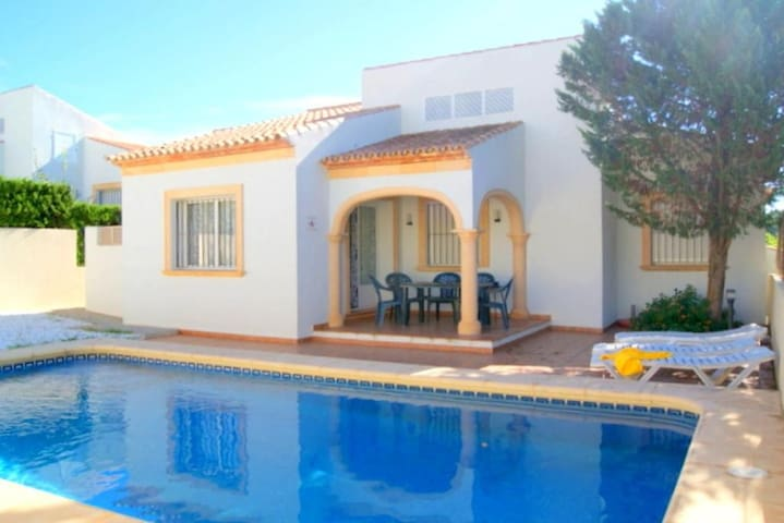 Holiday homes AZAFRAN 353 - Javea - House