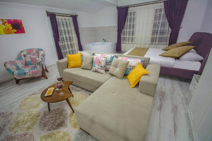 Urgup Suites - 2bedroom Apartment - Ürgüp - Pis