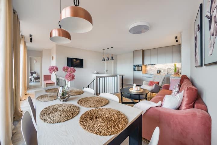 Residence Apartament B 27 dla 8 osób