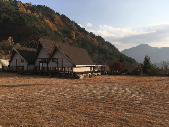 """""""머무름"""" 평창-Pyeongchang villa"""