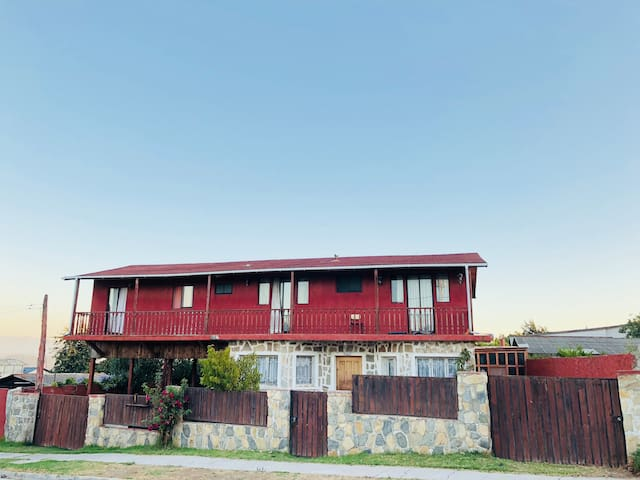 Casa en la playa Quintero.