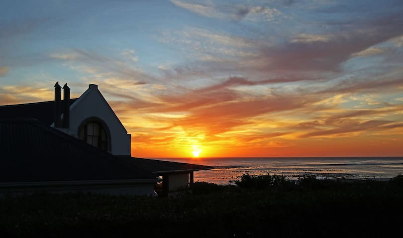 watch the famous kommetjie sunsets