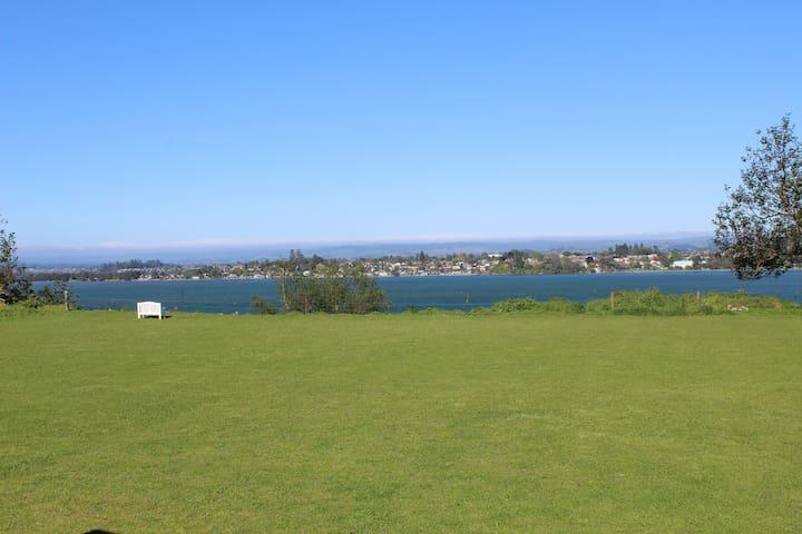Inner Harbour Views