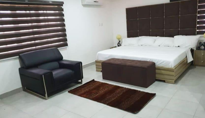 Master bedroom - Bedroom 1
