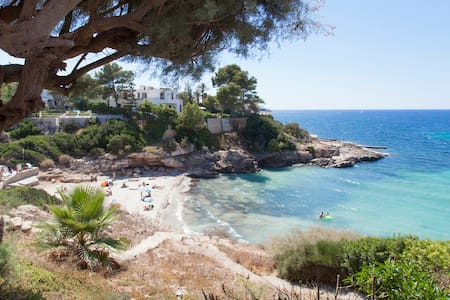 Apartment Mallorca Beachfront and Incredible Views - Llucmajor - Apartmen