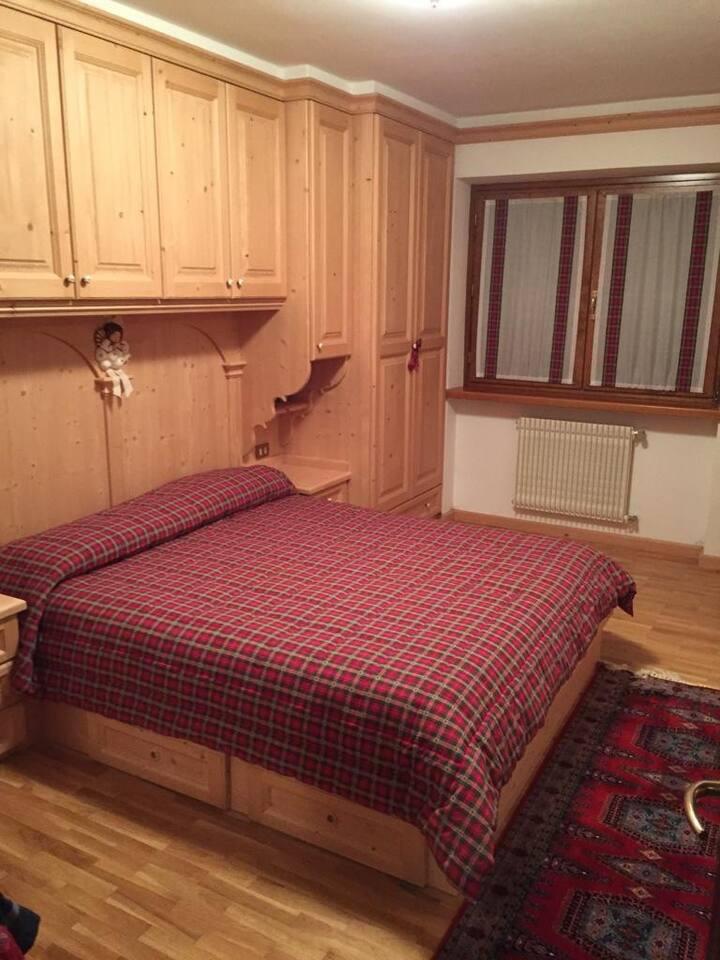 Appartamento nel cuore delle Dolomiti , 5 persone