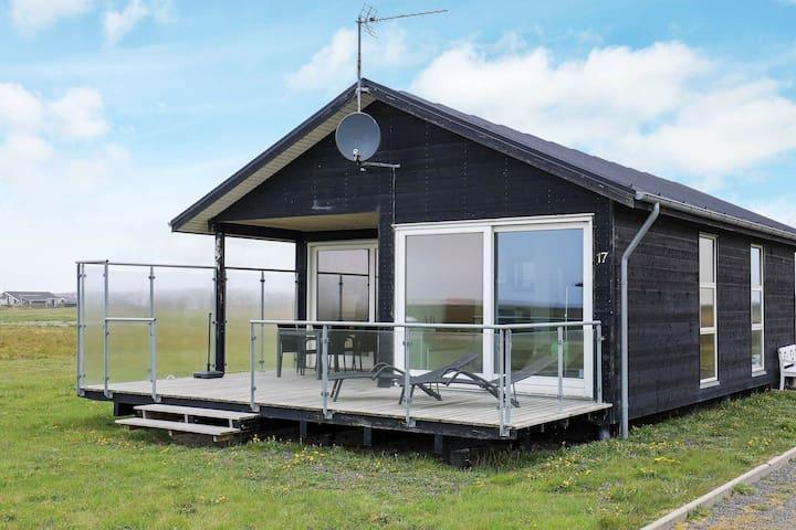 Modern Holiday Home in Jutland Denmark with Terrace