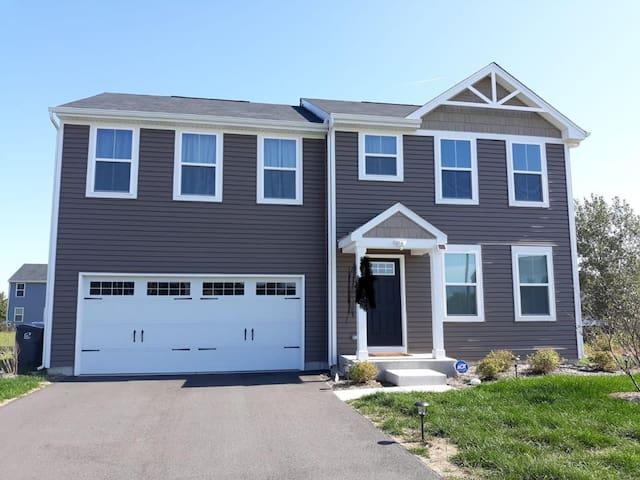 Brand New House in a Quiet Neighborhood