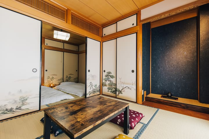 The HATAGO Chawanzaka-【Japanese Style Room】