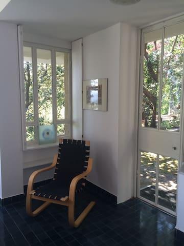 Angolo del soggiorno