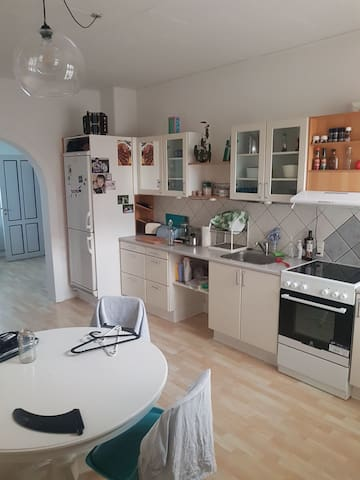 Cozy house apartment in the center of Silkeborg