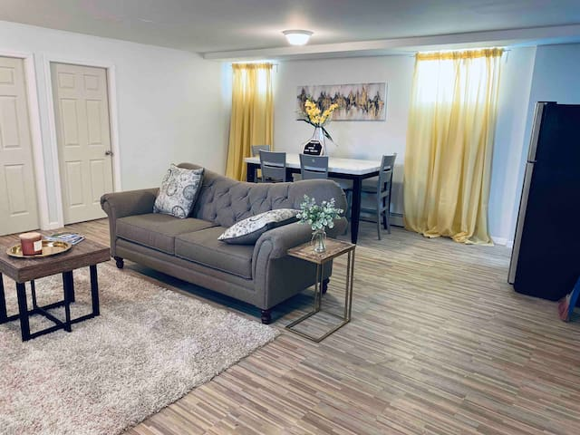 PRIVATE Huge 2 bedrooms For RELAXATION AND GETAWAY