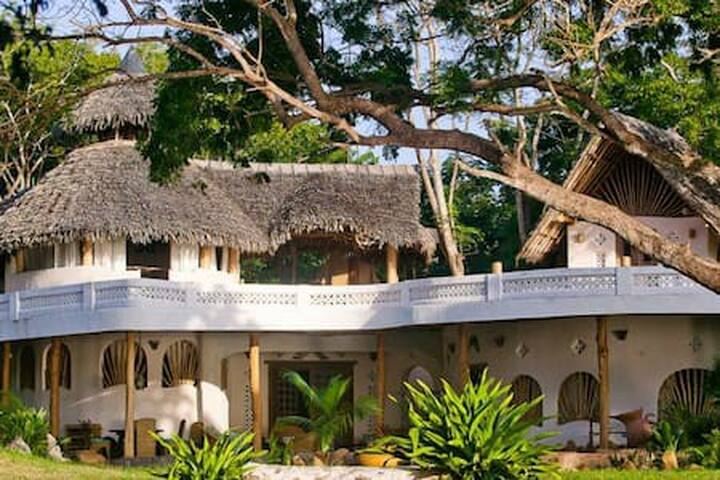 Luxury Ocean Front Private Villa Tiwi Beach Kenya.