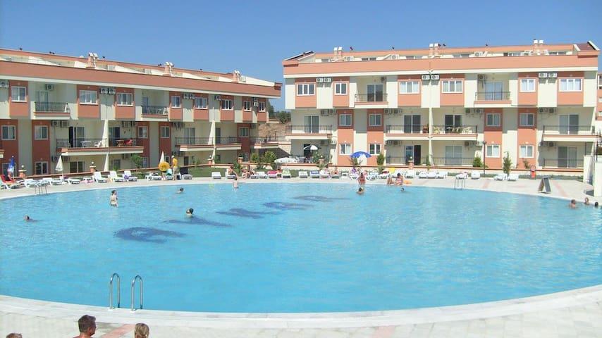 Spacious 3 Bedroom Apartment Didim - Didim