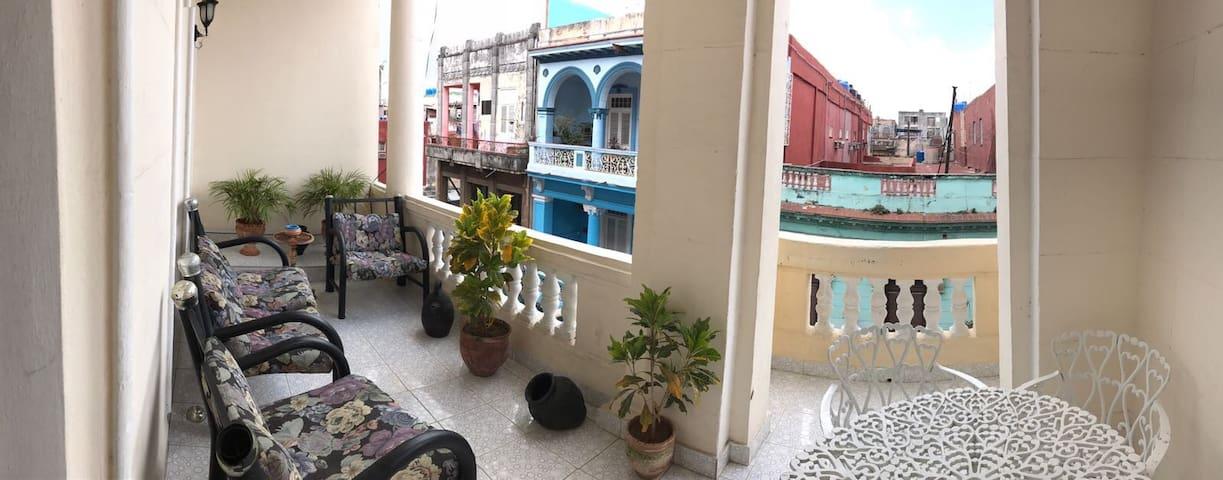 B&B LOS BERTOS ,LA HABANA-CUBA