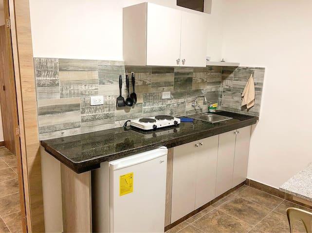 ⭐️ Nueva suite amplia de dos ambientes muy centrico