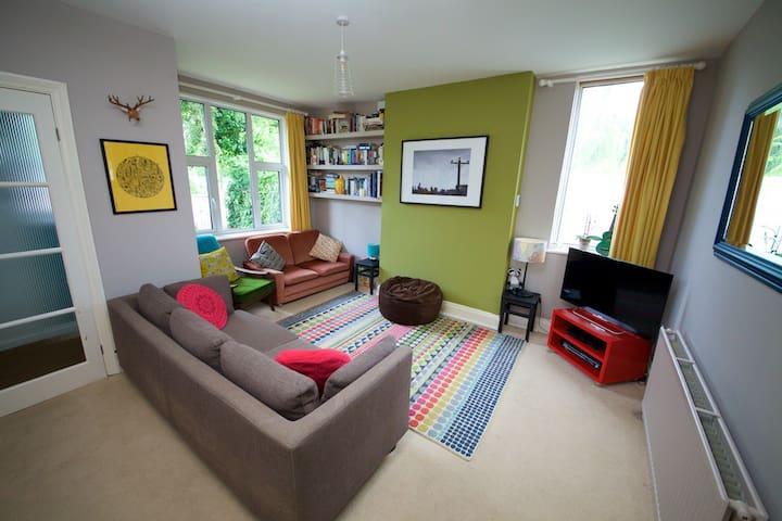 Fantastic 2 bed ground floor flat