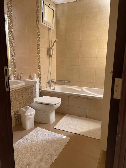 Private suite in Al Ain