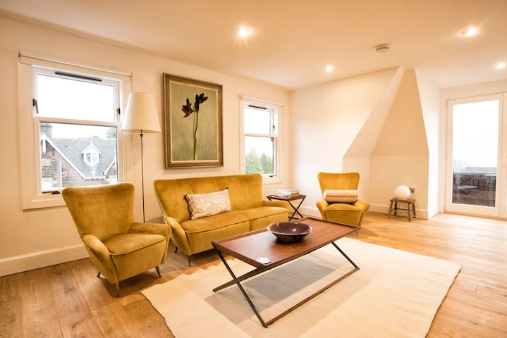Mountain View Apartment 5 star - Crieff - Appartement